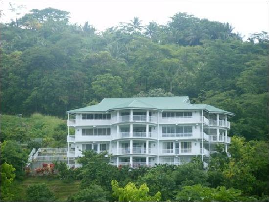 Tatiana Apartments - Apaula Heights : APAULA HEIGHTS TATIANA MOTEL