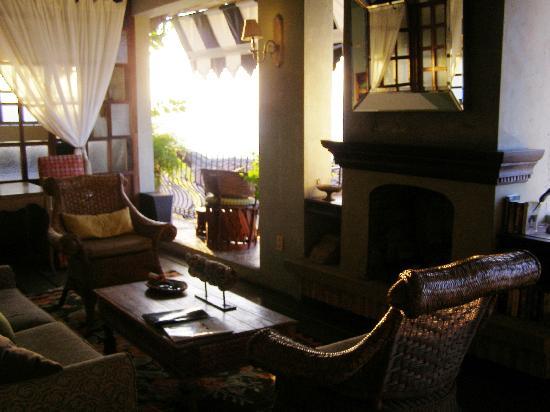 Living room of Maximiliano