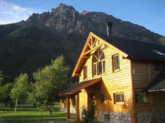 Estancia Peuma Hue: our cabin
