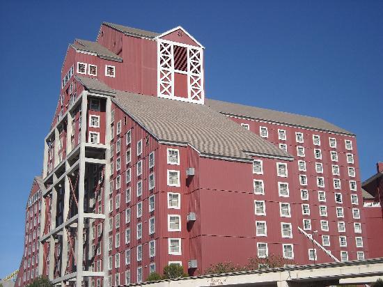 Buffalo bill resort and casino