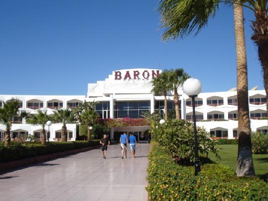 Baron Resort Sharm El Sheikh: Garde2