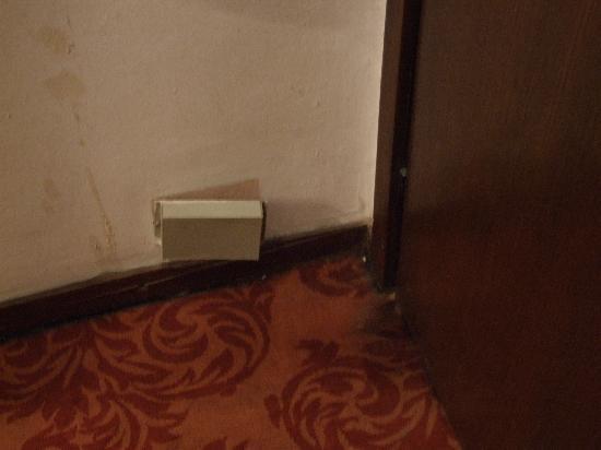 Mercure Belgrade Excelsior : Hotel room features