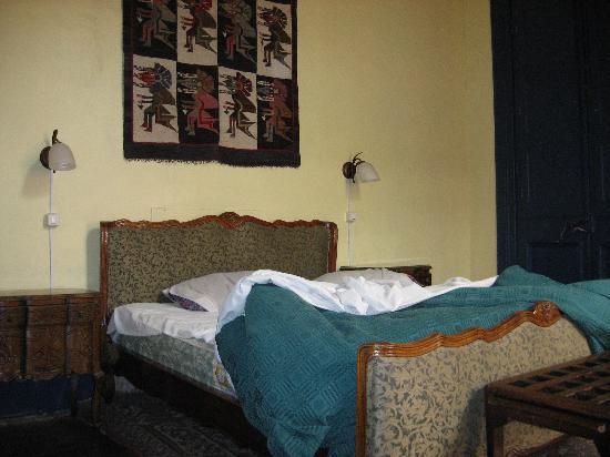 La Casa Roja Hostel: La Casa Roja - room