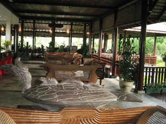 Borneo Highlands Resort: Borneo Highlands Reception