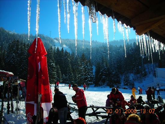 Ana Hotels Sport Poiana Brasov: view from rossignol pub