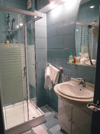 Hotel Ski & Sky: Hotel Ski&Sky, Bathroom