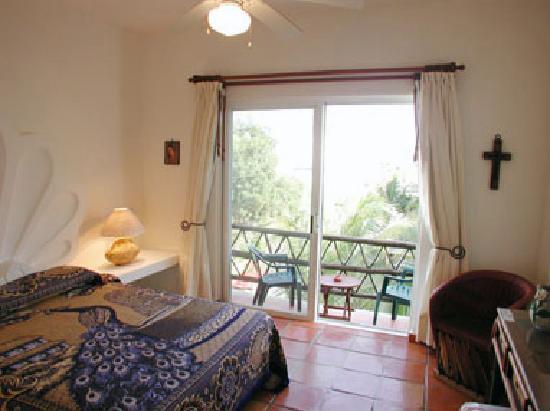Palma Xiat Condo - Playa del Carmen: master bedroom