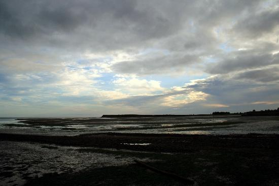 Victoria, Kanada: Evening on the Flats