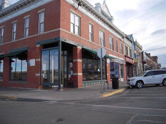 Elmer Lovejoy's Bar & Grill: Lovejoys Building for sale not restaurant