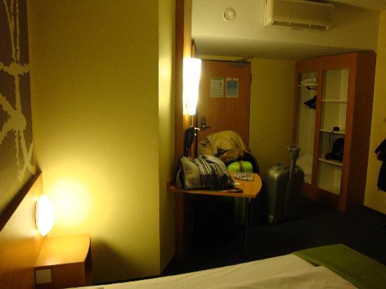 B&B Hotel Frankfurt-Hahn Airport: ancora la nostra stanza