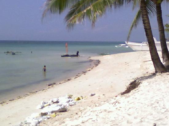Bantayan Island, Filipinas: Budyong Beach Resort
