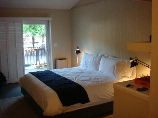 boon hotel & spa: boon - comfy bed