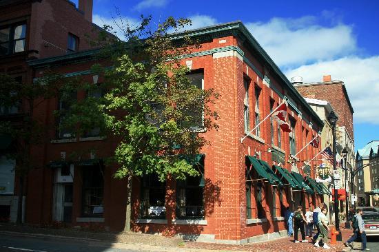 Historic Properties: A Corner