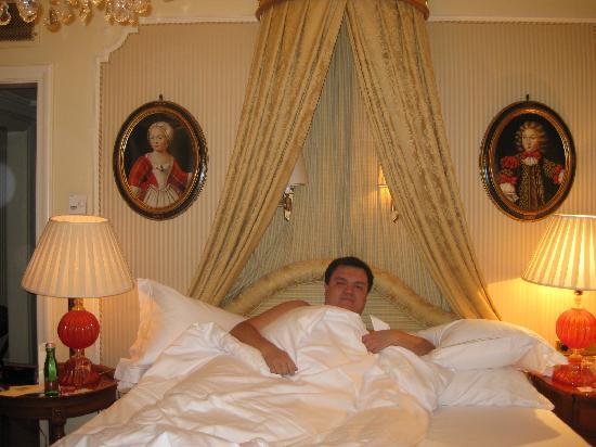 Hotel Imperial Vienna: I'm