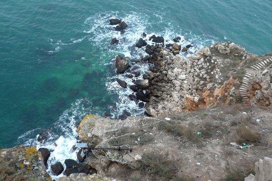 Bulgarie : cape Kaliakra,Varna