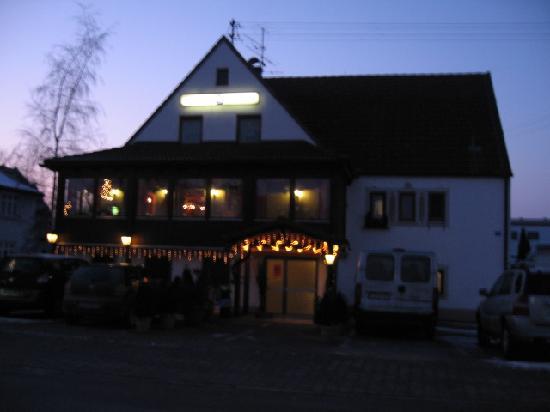 Hotel & Hostel Hallbergerhof: ホテル外観
