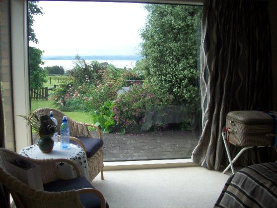 A Panoramic Country Homestay: View from Mokoia Room