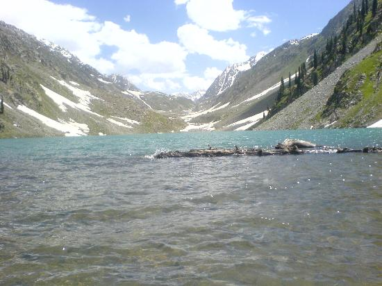 ‪‪Kalam‬, باكستان: Kandol Lake (Near Kalam)‬