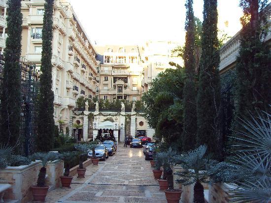 Hôtel Métropole Monte-Carlo : l'hotel metropole