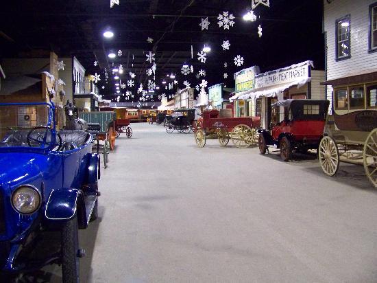 Saskatoon Western Development Museum- 1910 Boomtown: Boomtown Mainstreet