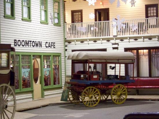 Saskatoon Western Development Museum- 1910 Boomtown: Boomtown Cafe