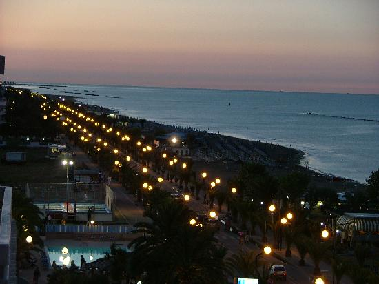 Panorama dall'Hotel Corallo