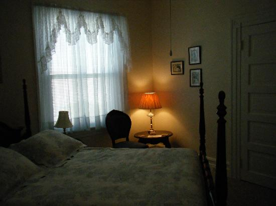 Edenton, Caroline du Nord : Queen of Her Heart Bedroom