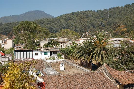 Hotel Casa Cristina: View from the roof