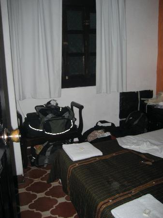 Hotel Casa Cristina: Our second room