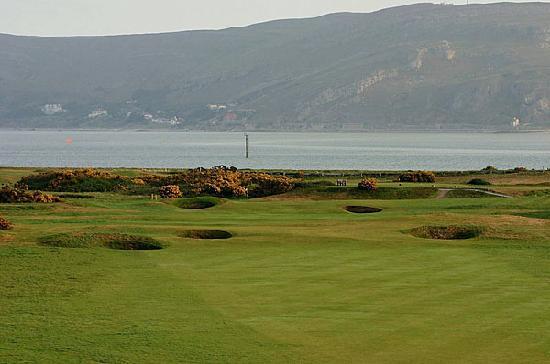 Conwy Golf Club: Conwy Golf Course