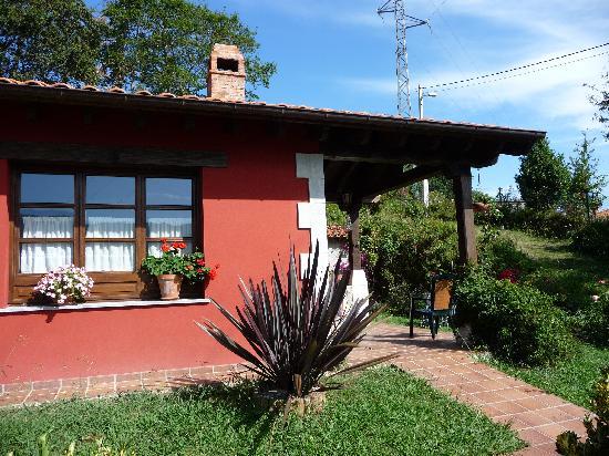Alojamientos Rurales El Corberu: Apartamento nº1