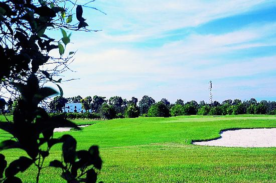 Basilicate, Italie : Golf Club Metaponto