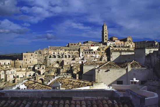 Basilicata, Italy: Sassi di Matera