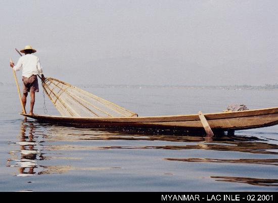 Birmanie (Myanmar) : Lac Inle
