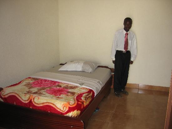 Butembo, جمهورية الكونغو الديمقراطية: Alpajob room