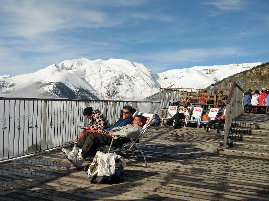 Hotel Ski Plaza: Relax moment