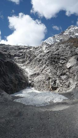 Llanganuco Mountain Lodge: Nevado Huandoy
