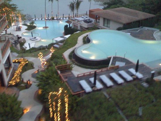 ShaSa Resort & Residences, Koh Samui: View from balcony