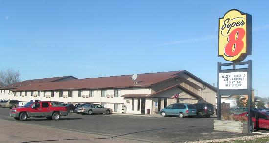 Super 8 Huron: Super 8 in Huron, South Dakota