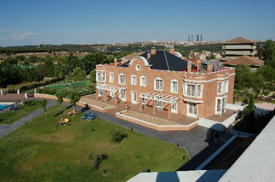 Edificio B - Picture of Eurostars Zarzuela Park, Madrid ...