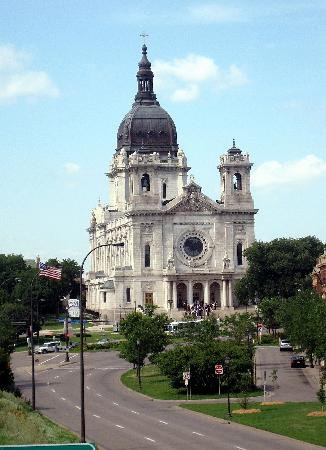 Basilica of St. Mary: View of Basilica