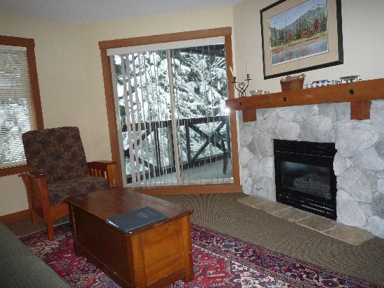 Lost Lake Lodge: Apartment interior