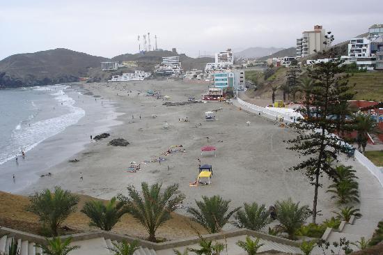 Santa Maria del Mar: View from the malecon at Santa Maria