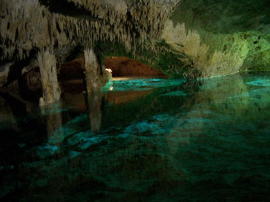 Hidden Worlds Family Cenote Park: tak be ha