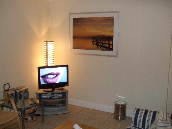 Blair House Apartments : lounge