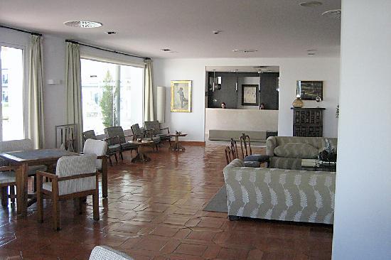 Parador de Malaga Golf: Salón y recepción