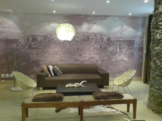 Faircity Mapungubwe Hotel Apartments: Lobby