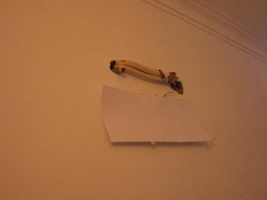 Karohi Haveli: Detalle dormitorio