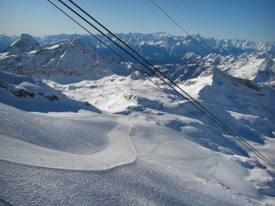 ブレイユ チェルヴィニア スキー場