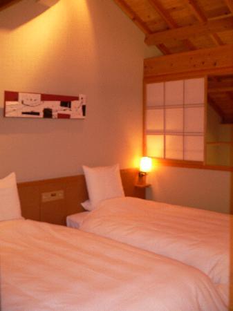 Kakujoro: 寝室